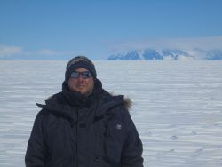 Roger Radoux visited Princess Elisabeth Station, Antarctica in the 2014/15 field season.