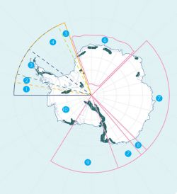 The Geopolitical Status of the Arctic and Antarctic